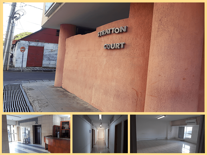 COMMERCIAL OFFICE (STRATTON COURT) – PORT-LOUIS